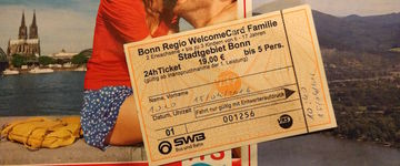 Bonn Regio WelcomeCard