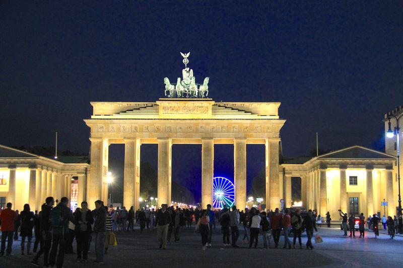 232bb4b193 Brama Brandenburska - Brandenburger Tor w Berlinie