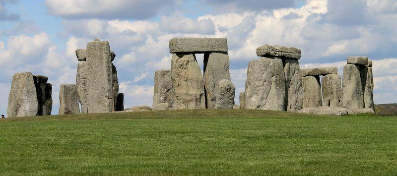 Z londynu do stonehenge