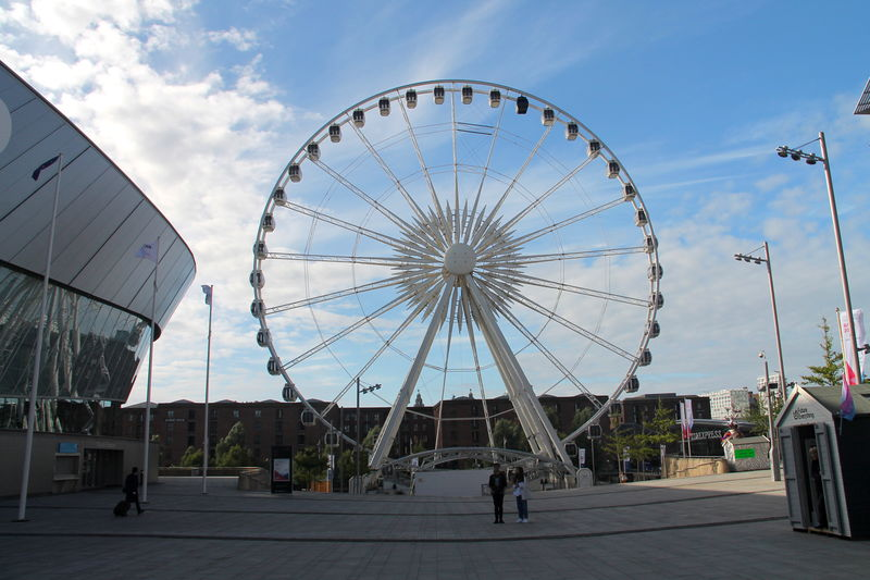 !Diabelskie koło - The Wheel Of Liverpool