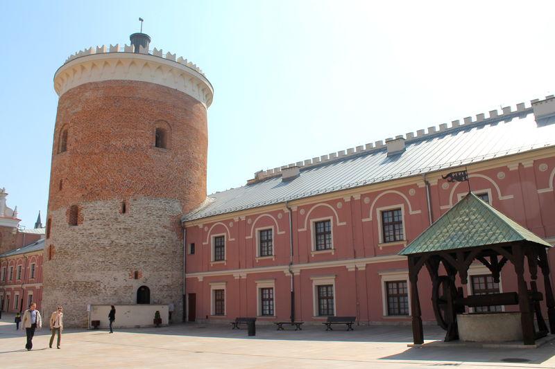 !Baszta - Zamek w Lublinie