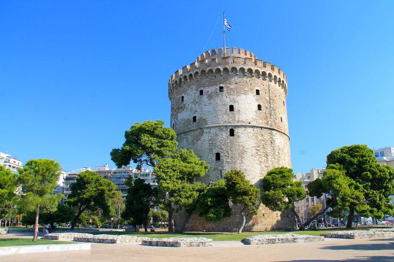 Saloniki (Grecja) - zwiedzanie, zabytki oraz atrakcje turystyczne
