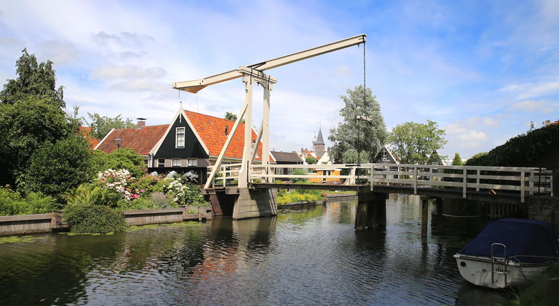 !Edam - most Kwakelbrug