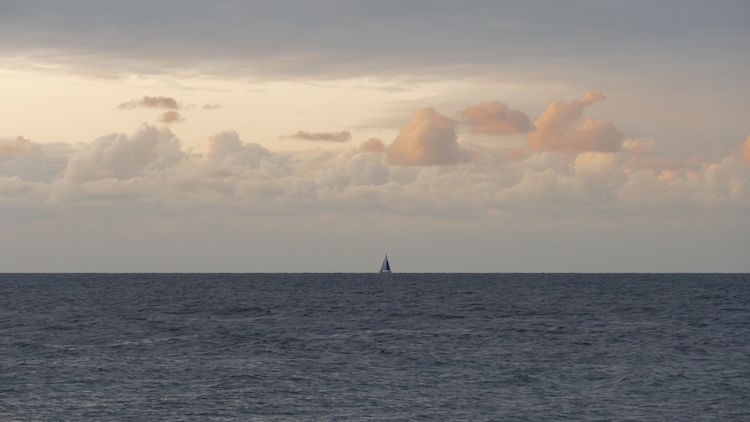 Odessa - widok na morze